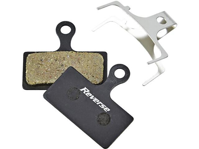 Reverse AirCon Remblok & Remschoen for XTR after 2012 2pc zwart